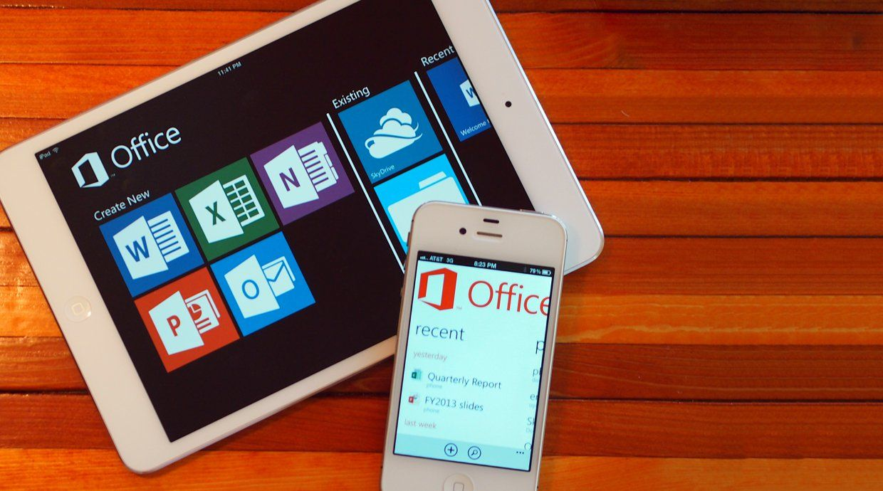 Free Microsoft Office Apps Hits iOS (With images
