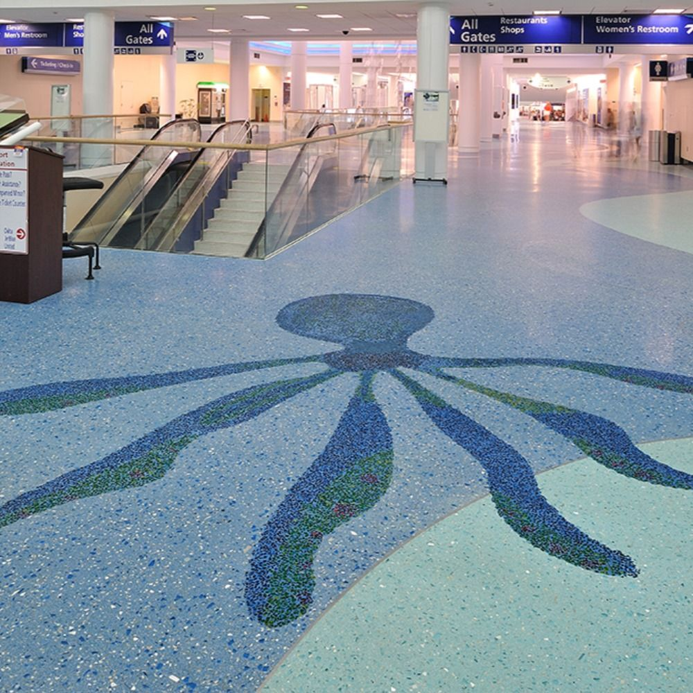Project Terrazzo, Jacksonville florida, Projects