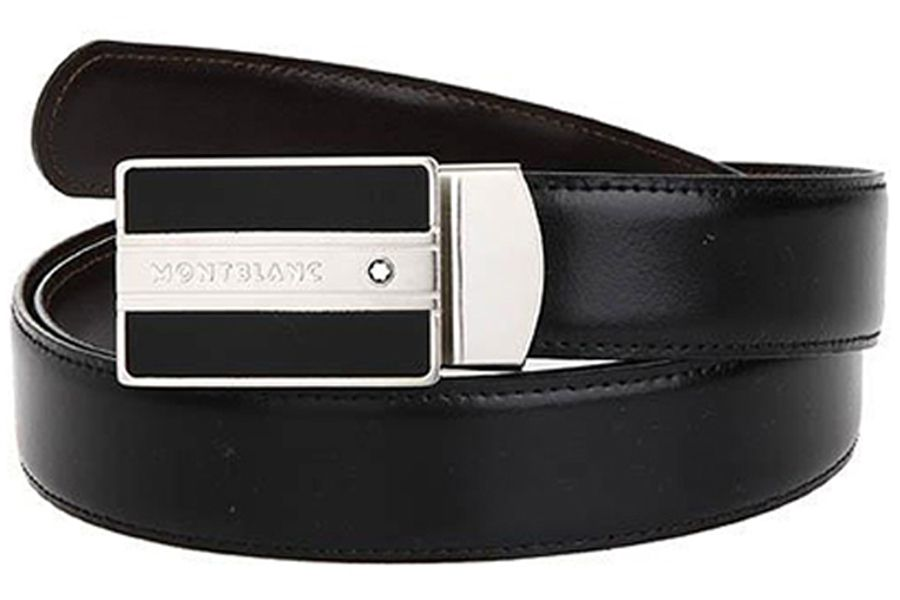 8f4973dc35d11 38156 Montblanc reversible leather belt   Montblanc Leather Goods ...