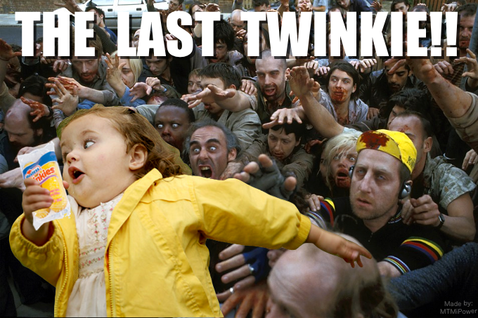 Kid Running Funny Meme : The last twinkie funny things meme and humor