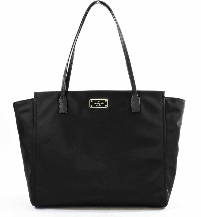 AmazonSmile: Kate Spade New York Taden Blake Avenue Tote Handbag Black: Shoes