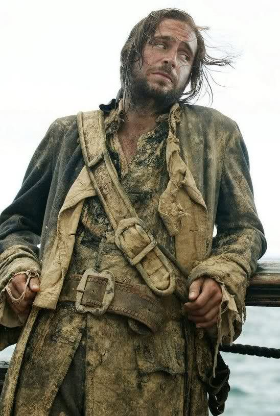 JAMES NORRINGTON (Jack Davenport) ~ PIRATES of the CARIBBEAN: Dead Man's Chest2006  Pirates of