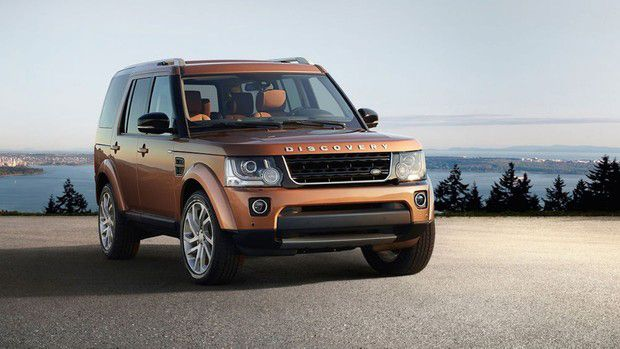 Land Rover Discovery 4  A Legendary Suv Leads The Uk