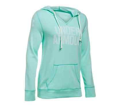 Under Armour Women's Fleece Popover Hoodie - Sz XL - 1283253 960 - NWT