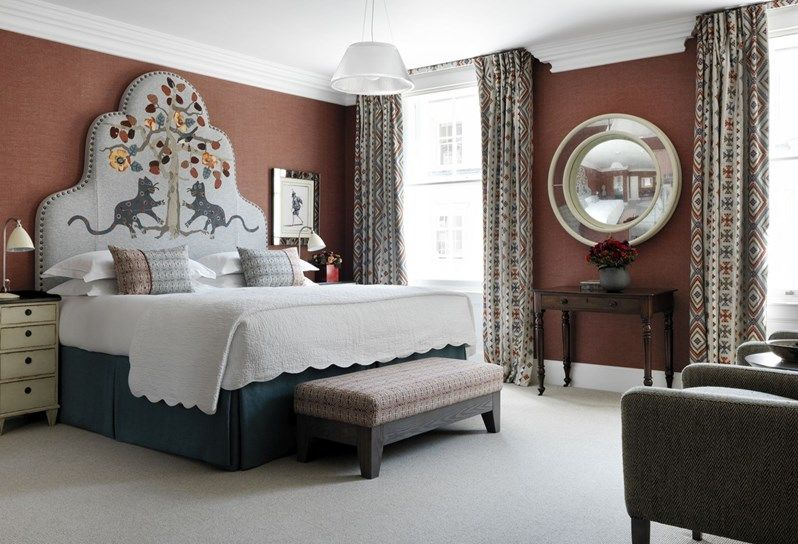 Firmdale Hotels Two Bedroom Suffolk Suites Design Greats Kit