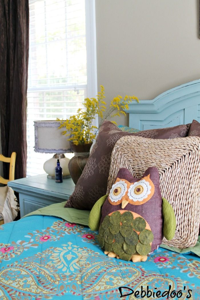 Refreshed guest bedroom with simple ideas for a cozy stay.