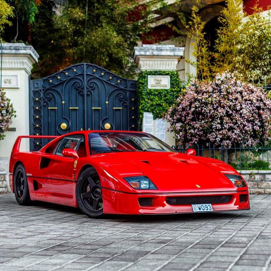 Ferrari F40: Ferrari F40, Ferrari Car, Ferrari