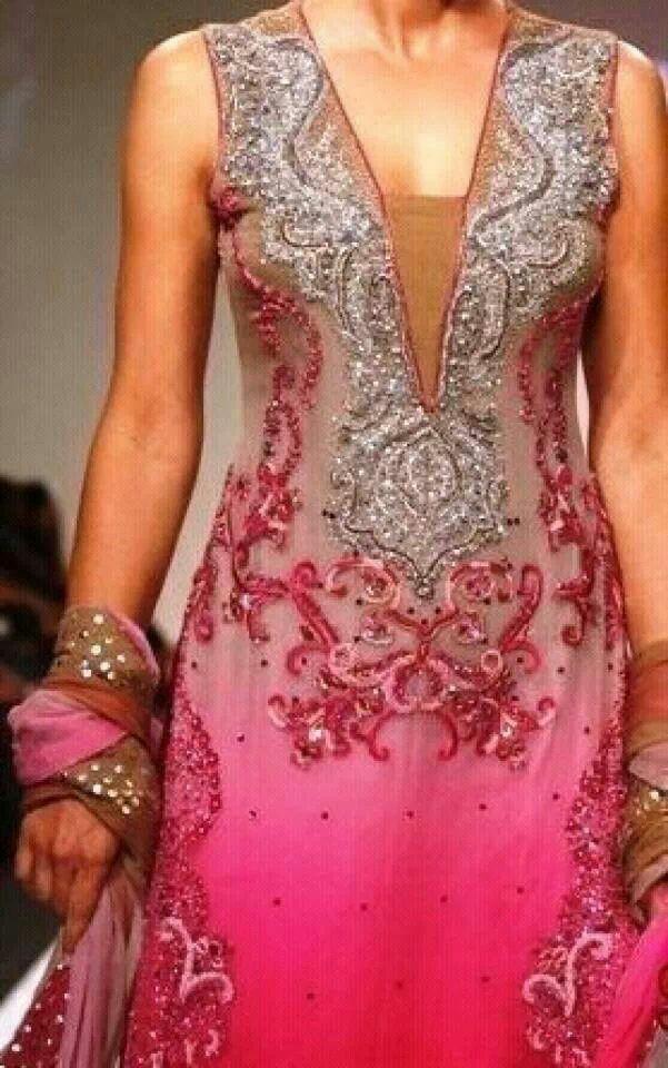 Pakistani formal dress   Things I love   Pinterest   Pakistani ...