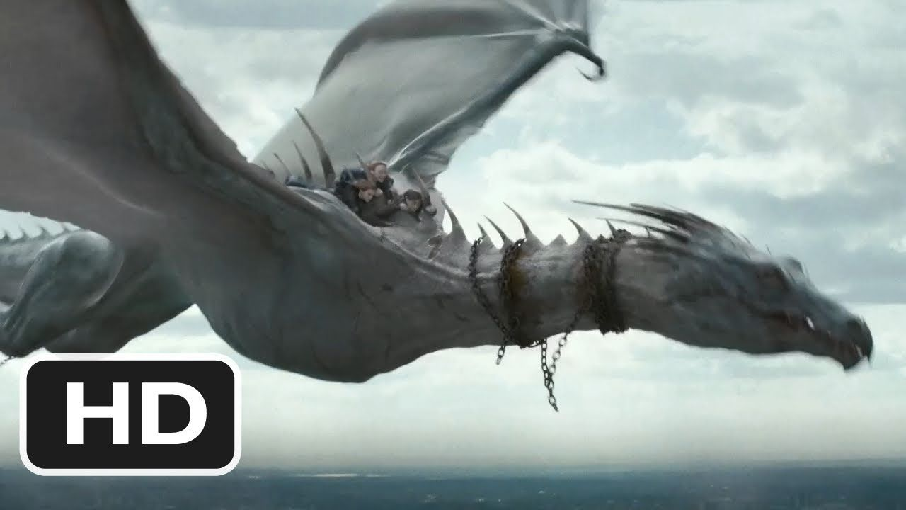 Harry Potter And The Deathly Hallows Part 2 2011 Official Trailer 2 Deathly Hallows Part 2 Deathly Hallows Adventure Movie