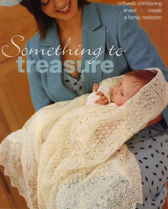 ff21748c8 PDF Shetland LaceShawl Knitting Pattern - 1ply   fingering Baby ...