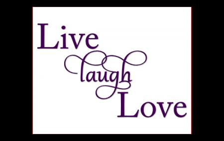 Download Live Laugh Love word art | Live laugh love, Word art, Words