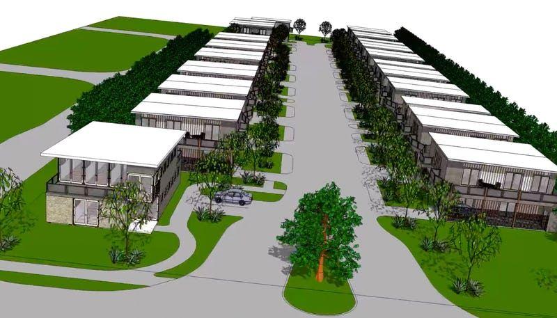 Coming soon to McKinney sleek Habitat for Humanity homes