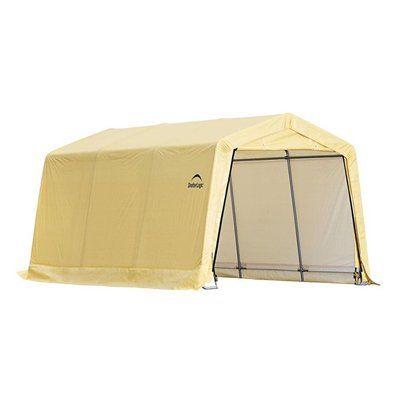 ShelterLogic Carport 62681 AutoShelter 1015 Portable ...