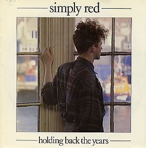 Simply red holding back the years single sleeve film for Simply singles
