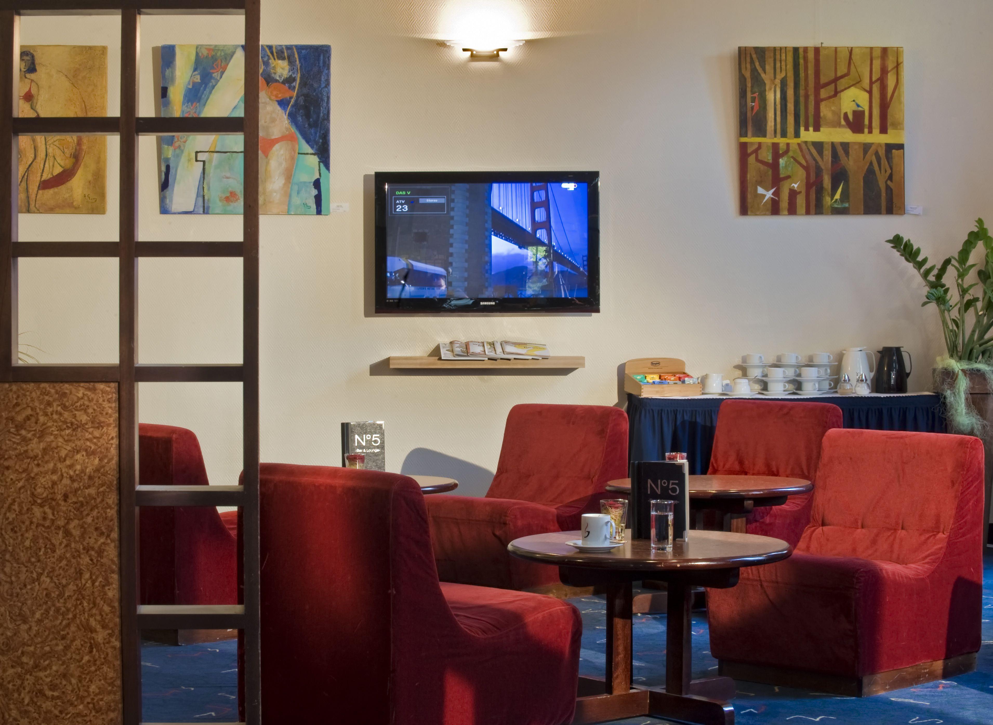 Wyndham Garden Düsseldorf Mettmann Hotel Club Lounge   © Wyndham Garden Düsseldorf Mettmann