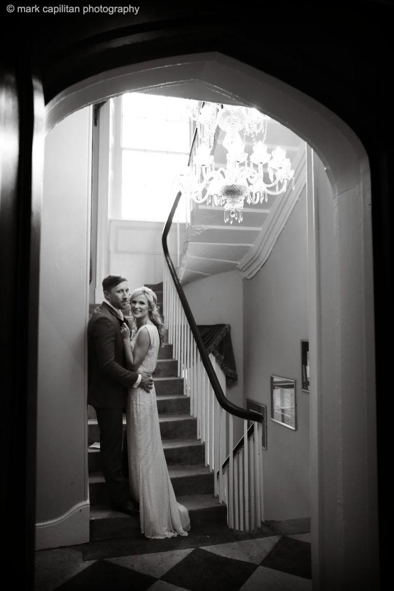 Markree castle collooney ireland gothic wedding photographer sligo