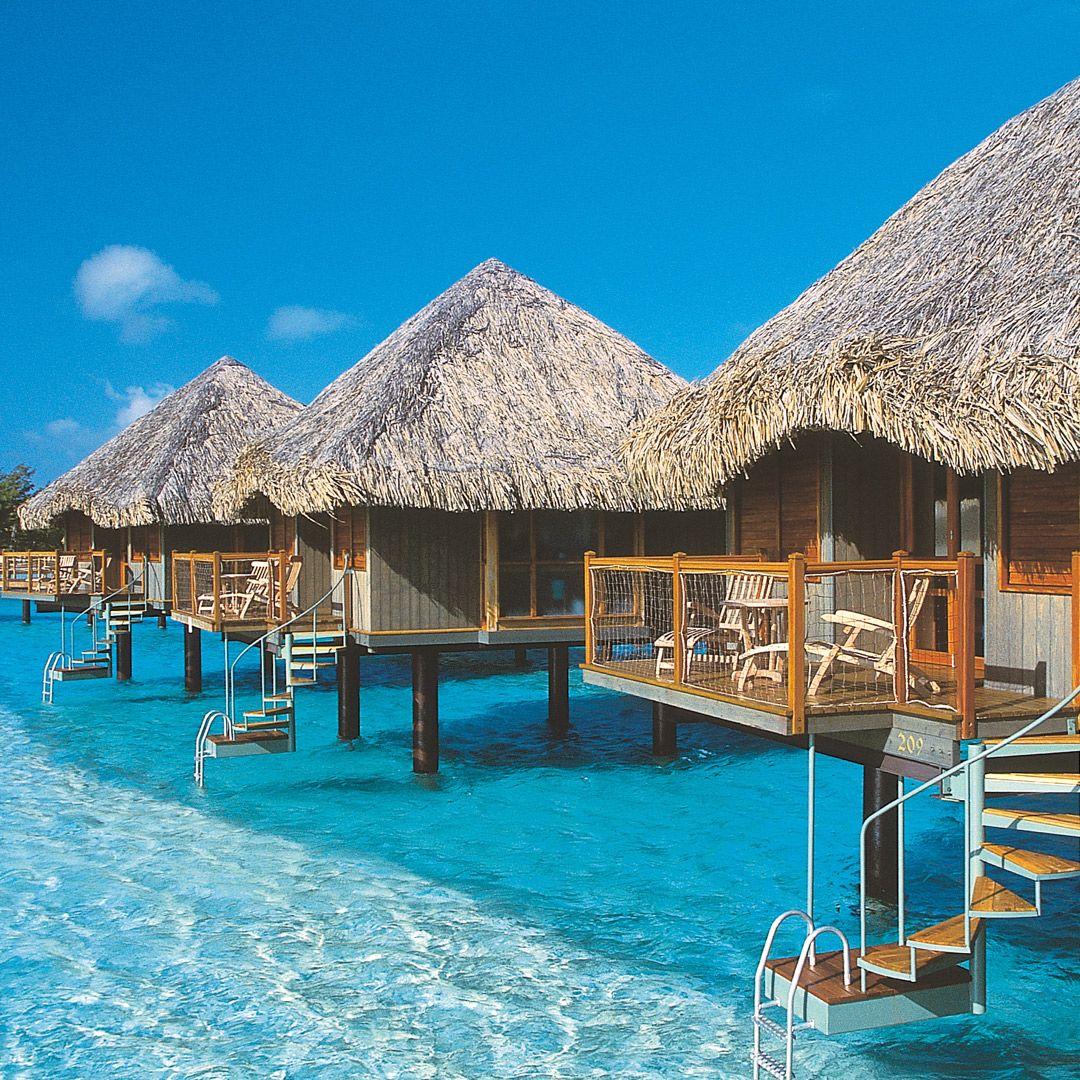 Polinesia Borabora Hotel Le Meridien De Bora Bora