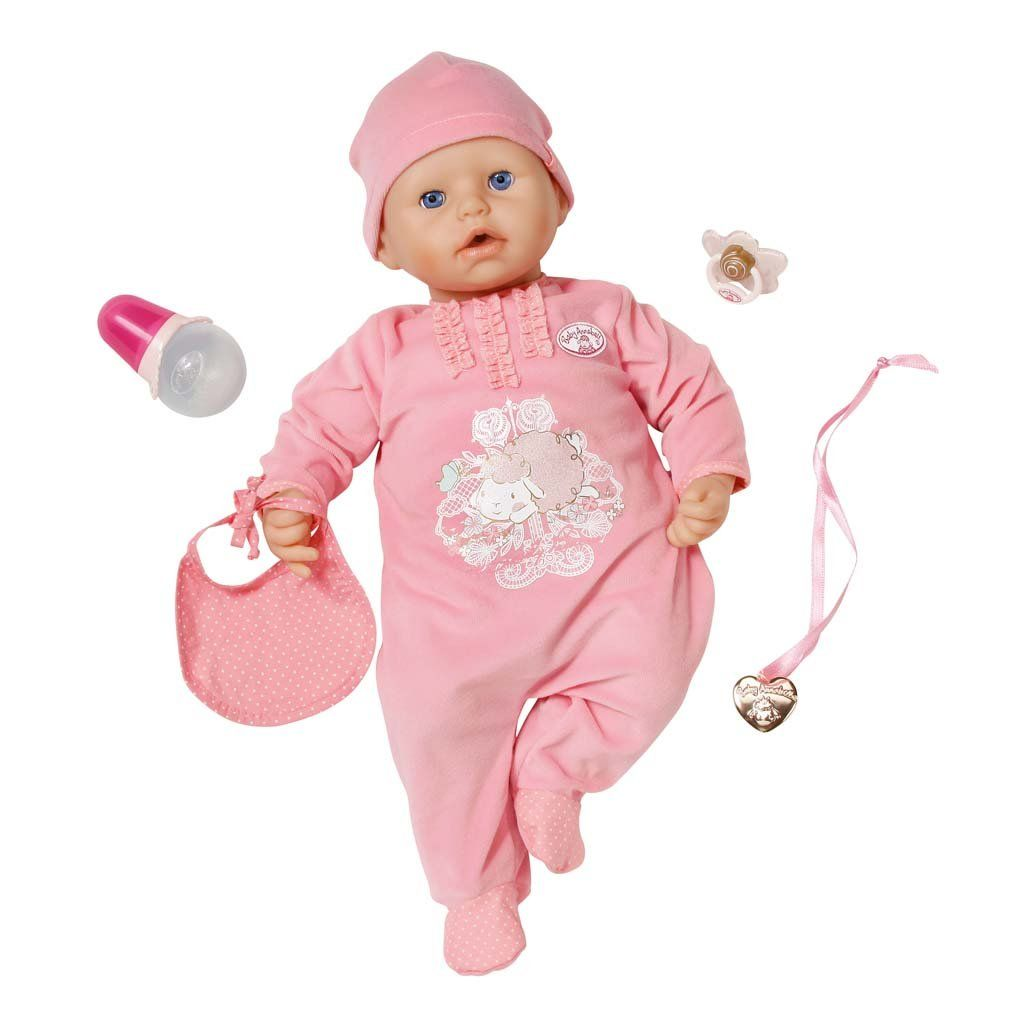 Baby Annabell Doll Version 9: Amazon.co.uk: Toys & Games | Kid\'s ...