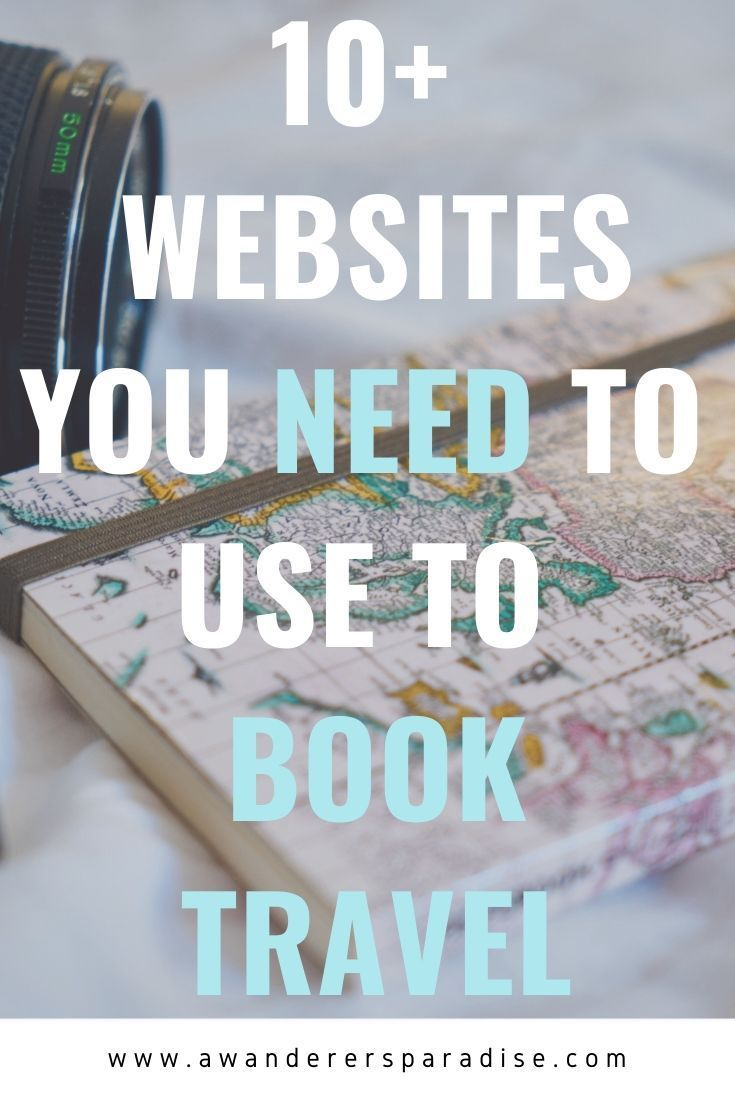 You don't need to spend a lot of money to travel. This list of websites are here to help budget travelers save money on their trips. Traveling on a budget doesn't  have to be difficult. Use these budget travel tips to help you create an affordable trip for yourself! #budgettraveler #budgettravel