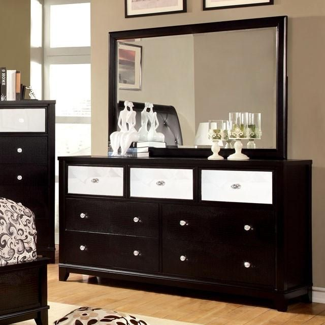 Furniture Of America Bryant Dresser Las Vegas Online Lasvegasfurnitureonline