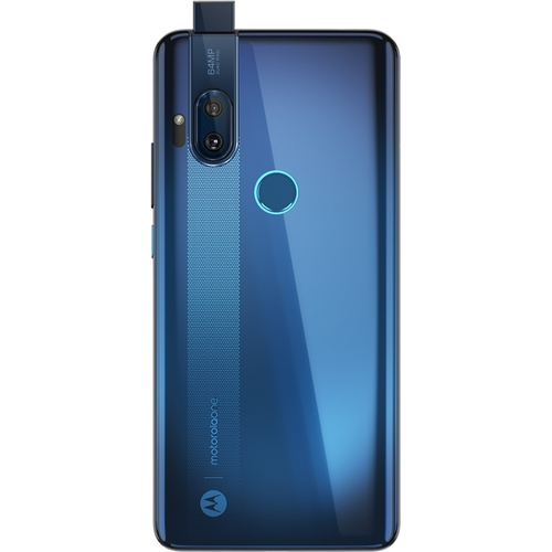 Smartphone Motorola One Hyper 128gb Dual Chip Android Tela 6 5 Qualcomm Snapdragon 4g Camera 64mp 8mp Azul Oceano N Smartphone Motorola Smartphone Android