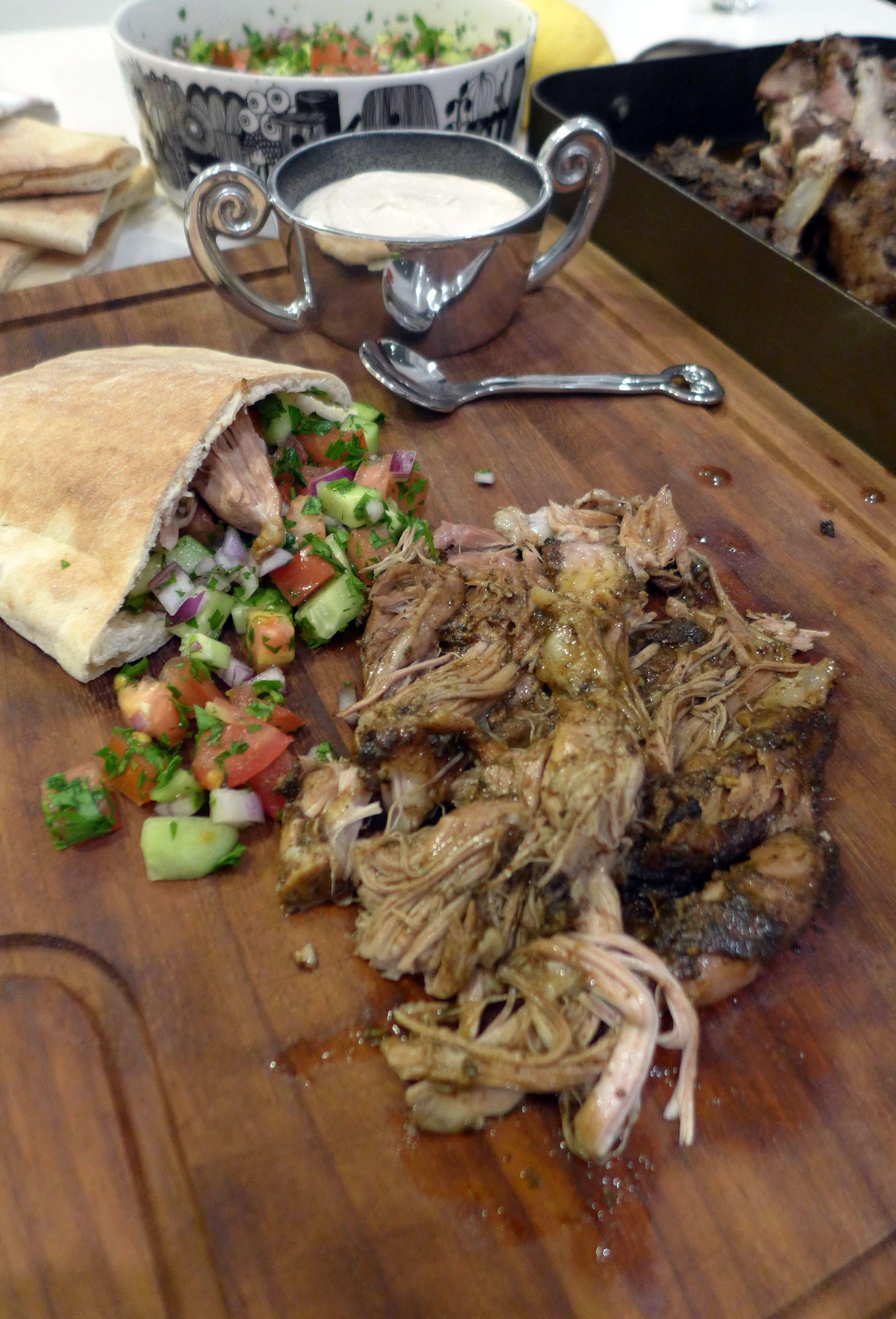 Lamb «Shawarma»