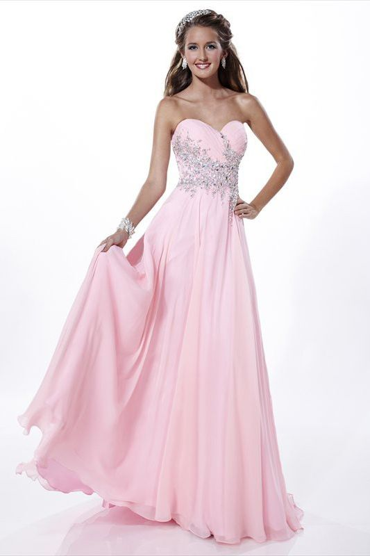 Cheap Vogue Prom Dresses 2012 Collection New Arrival Prom Dresses Spring Colors Yellow Pink White A line Sweetheart Floor length Chiffon Buy Online at High Quality for Girls & Women.