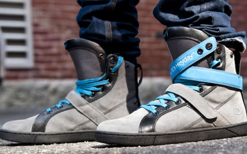 f849330f8c619 Heyday Footwear Super Shift Max high top sneaker available ONLY at ...