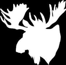 image result for free printable moose templates projects to try