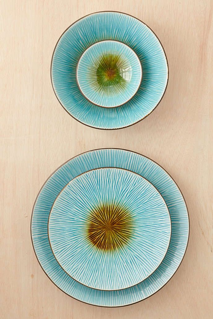 16-Piece Shangri-La Dinnerware Set & 16-Piece Shangri-La Dinnerware Set - Urban Outfitters | Home Goods ...