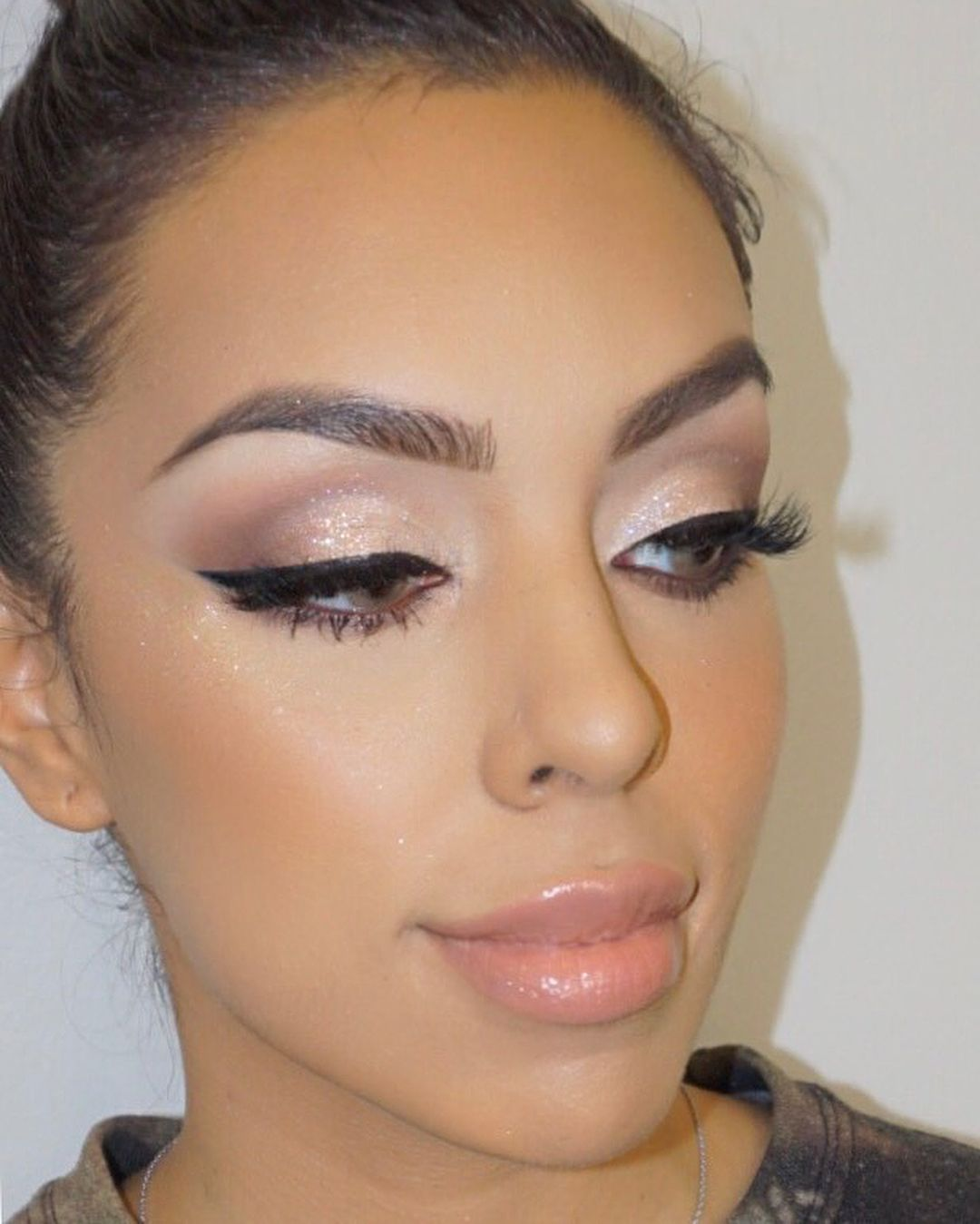 Small group soft glam bridal makeup lesson My beautiful