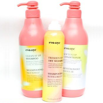 Would you like a few free samples of shampoo and conditioner - product list samples