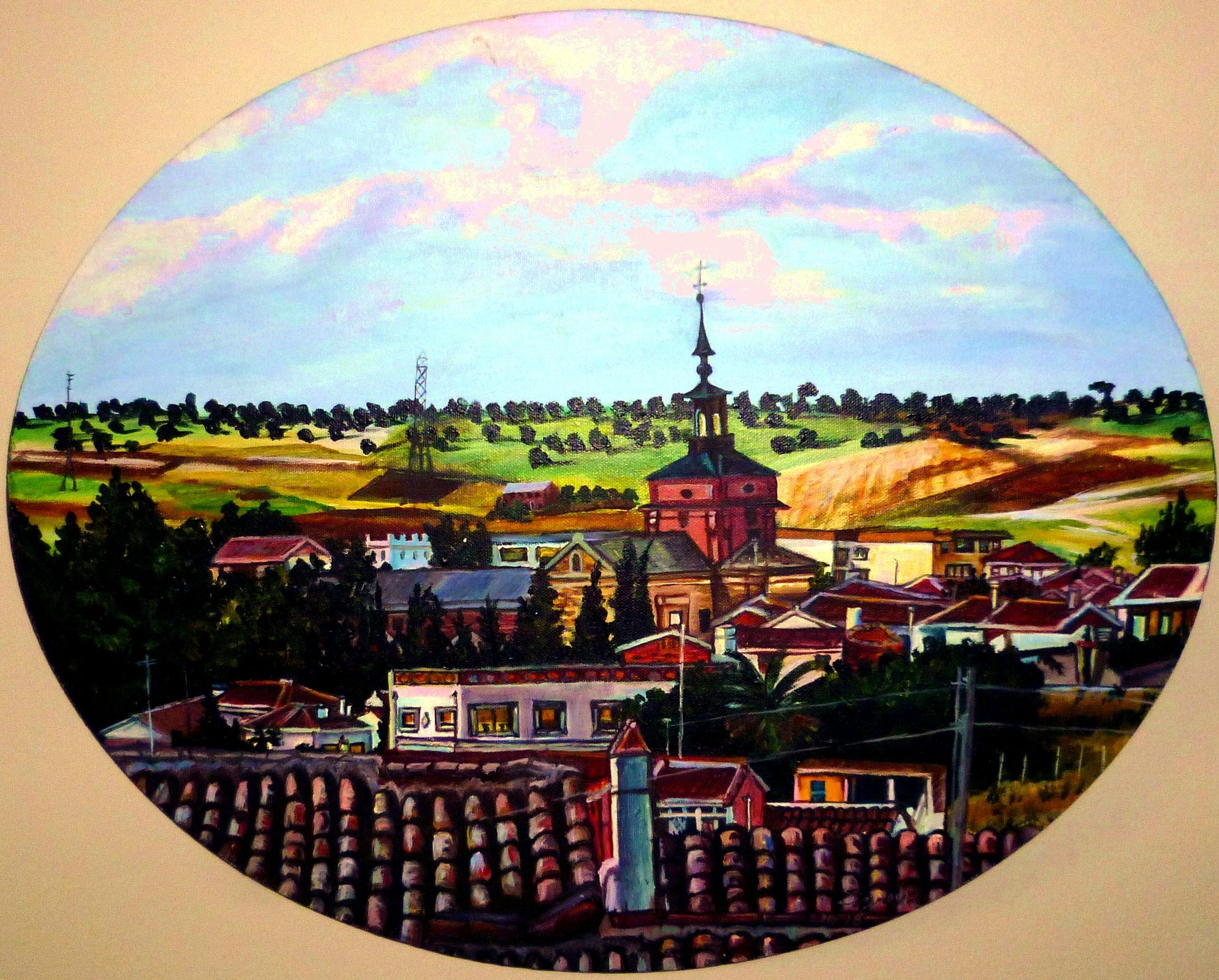 village near toleado
