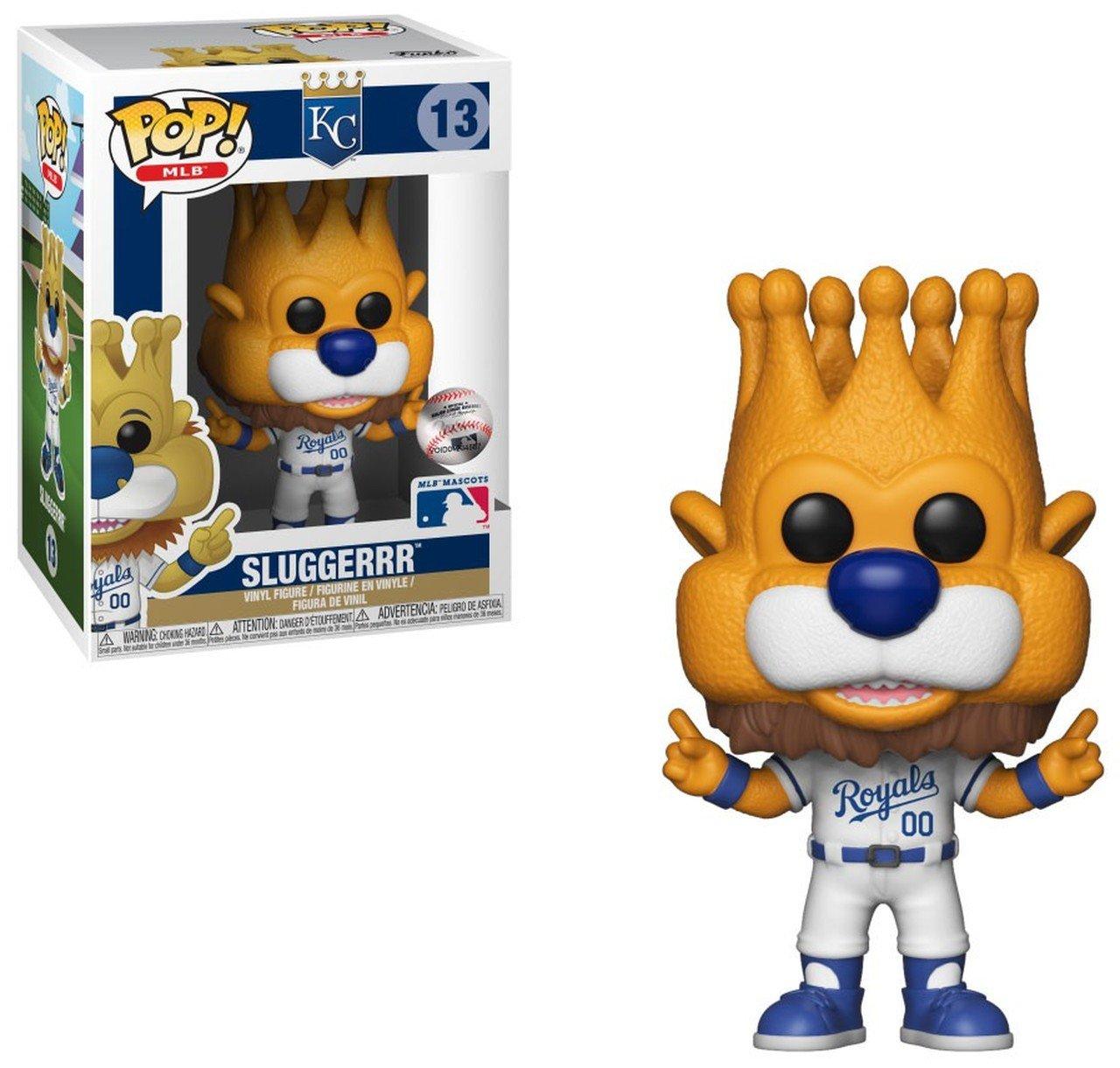 Pop! Sports 13 MLB Mascots Kansas City Royals