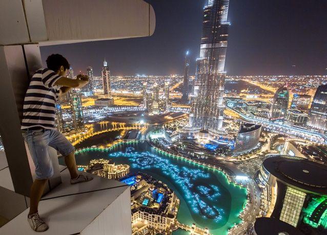 صور دبي كما لم تراها من قبل تحفة Dubai Breathtaking Views Dubai City