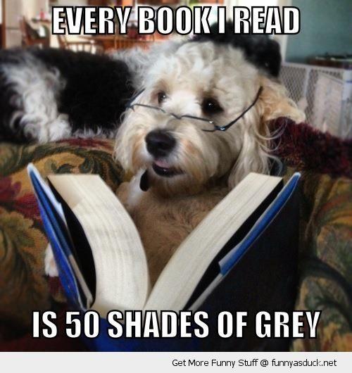 Every Book I Read Dog Books Animal Books Funny