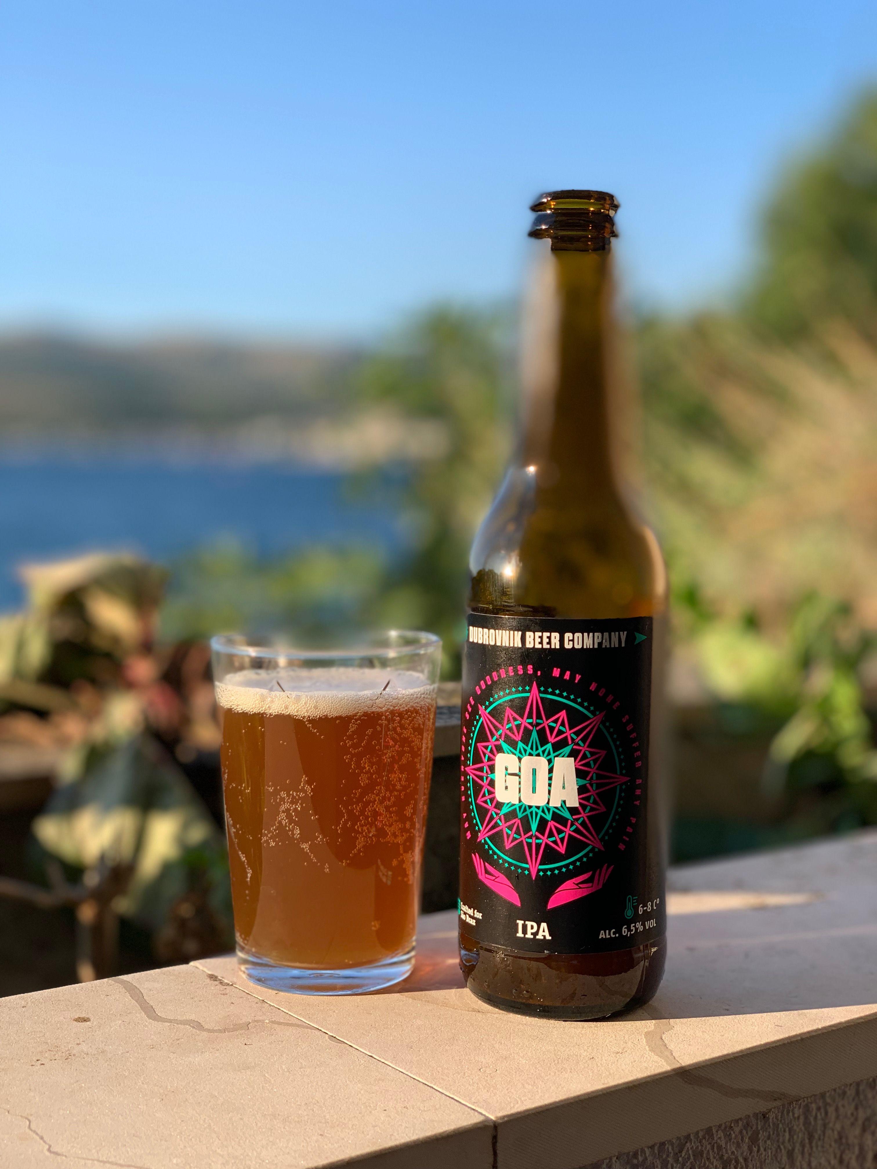 Goa ipa dubrovnik beer company 20190710 cerveja