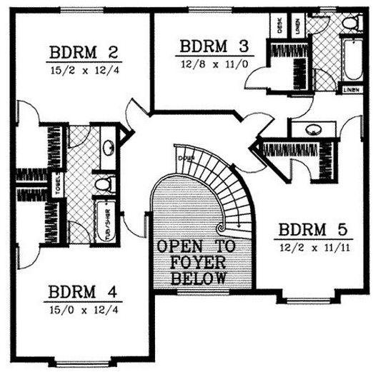 Planos De Casas Con Escaleras Casas De Dos Pisos Planos De Casas Planos De Casas Minimalistas