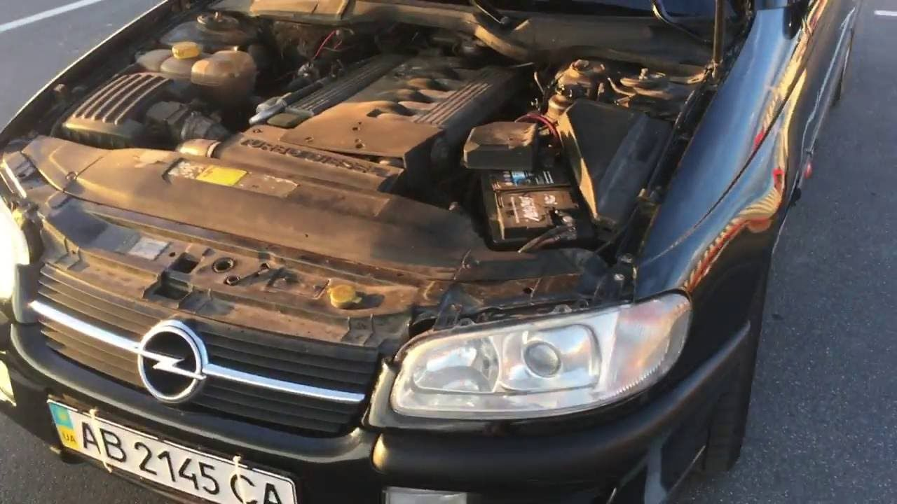 Opel Omega 525td 2 5 Engine Swap Engine Swap Opel Bmw Wagon