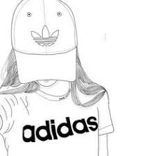 Resultado De Imagen Para Dibujos Faciles De Chicas Tumblr Dibujo