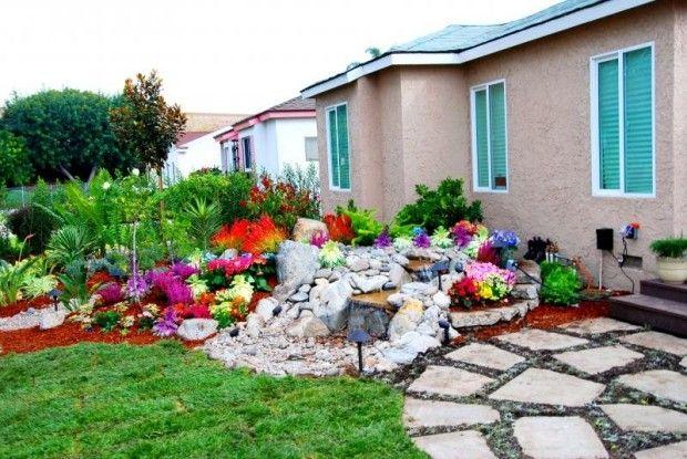 vorgarten gestalten pflegeleicht – siddhimind, Haus und garten