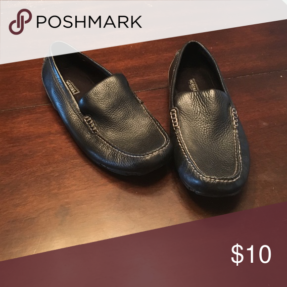 Men's slip on shoes Men's slip on dress shoes. Brand new and never worn. Shoes Loafers & Slip-Ons