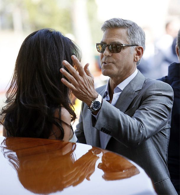 Clooney Wedding Photo - Yahoo Search Results