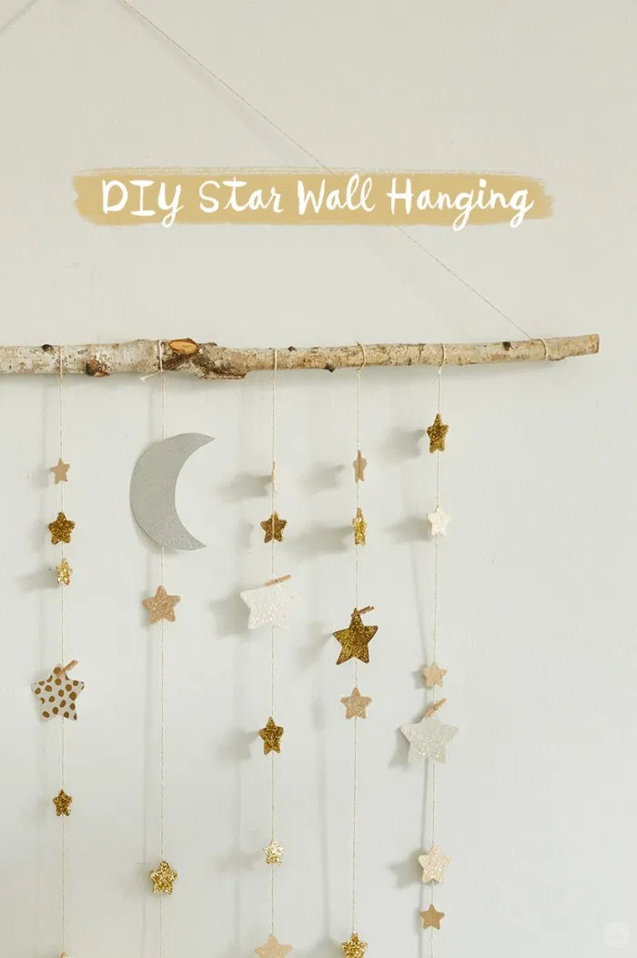 Design Your Own Room: Create Your Own Dreamy Room Decor With A DIY Star Wall
