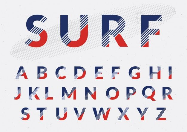 Baixe Projeto Do Alfabeto Colorido Gratuitamente Alphabet Design Lettering Text Logo Design