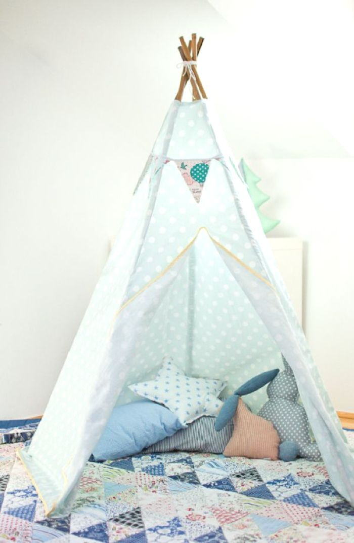 les 25 meilleures id es de la cat gorie tipi enfant sur pinterest tente tipi enfant tipis. Black Bedroom Furniture Sets. Home Design Ideas