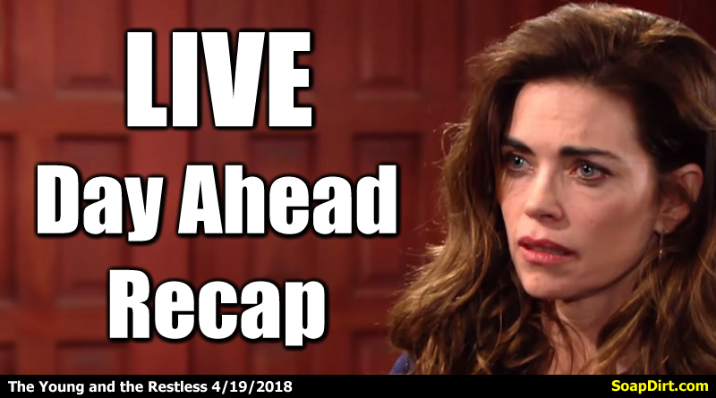 Pin On Young And The Restless Spoilers And News