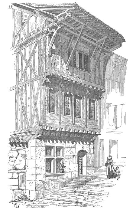 Maison dictionnaire de l for Architecture dictionnaire