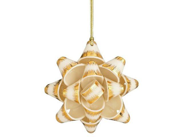 Lenox 2013 All Wrapped Up Ornament | Lenox christmas ...