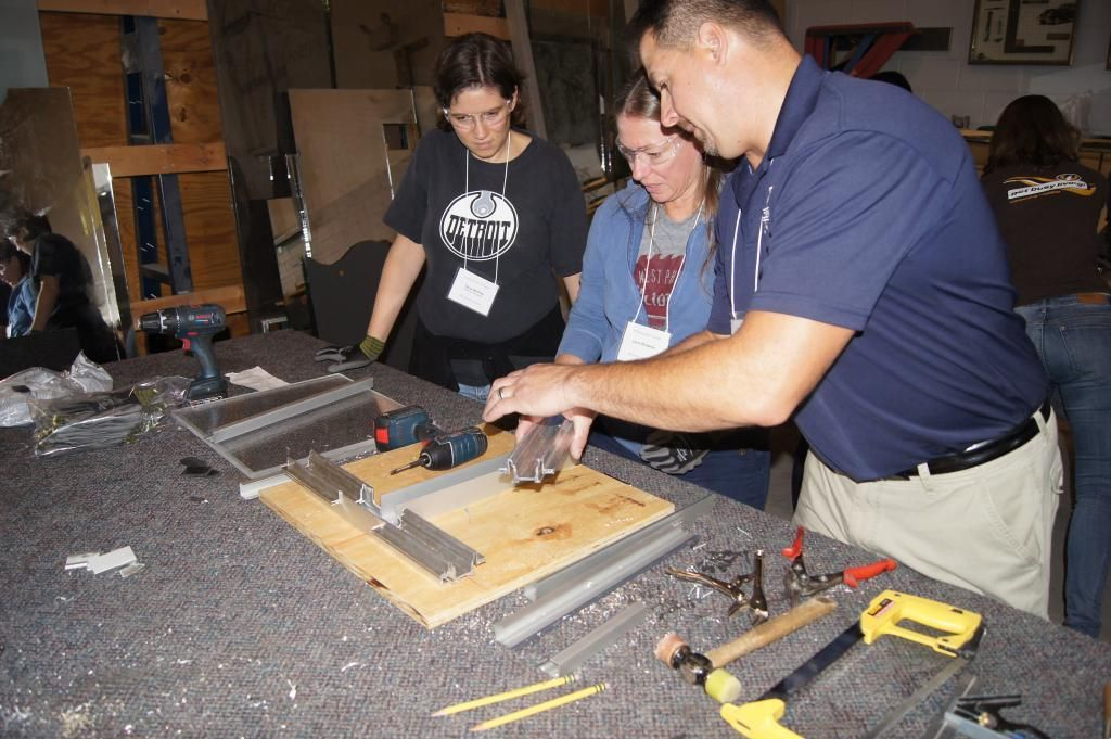 BOOT CAMPBoot Camp takes place at the Finishing Trades Institute, the only stand-alone building trades training program to receive full accreditation from the Department of Education opening the way for graduates to receive college degrees and ultimately raising apprenticeship training to a new level.  www.theagi.org ‪#‎ArchitecturalGlass‬ ‪#‎AGI‬ ‪#‎Philadelphia‬ ‪#‎FinishingTradesInstitute‬ ‪#‎ArchitecturalGlassInstitute‬
